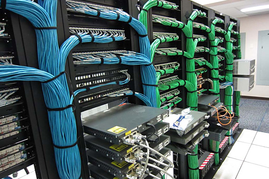 Fiber Optic Data And Voice Cabling Service Chapel Hill