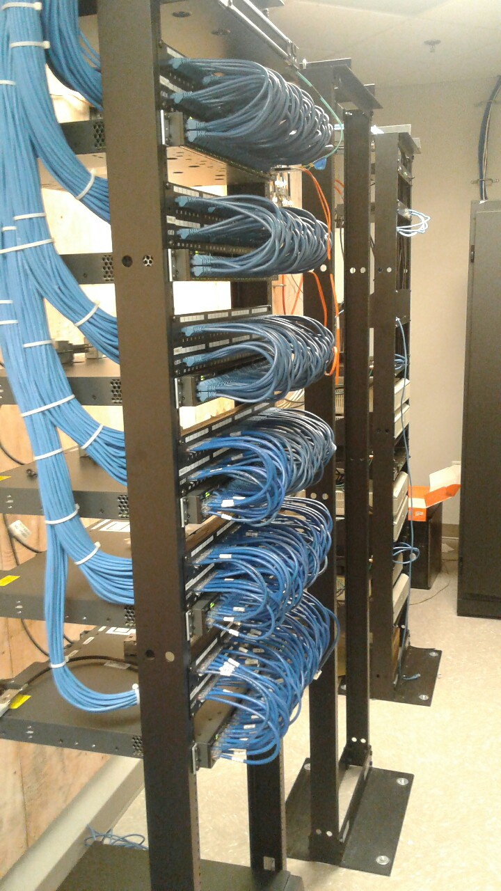 New North Raleigh Police Department Building Cable Concepts A Wiring